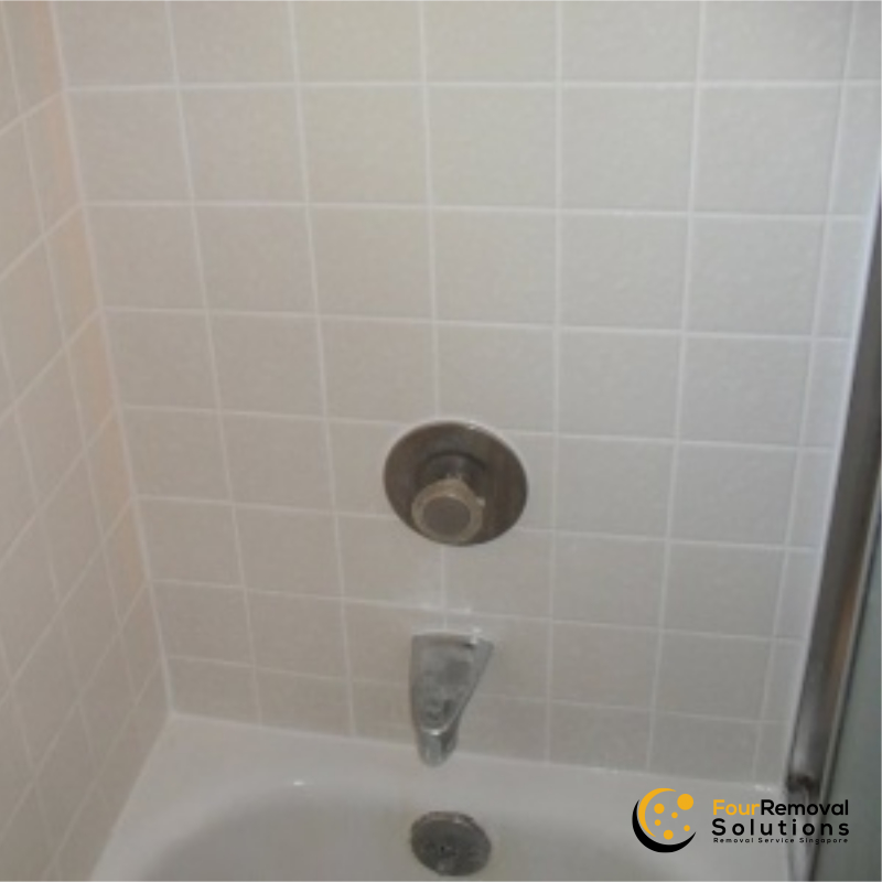 Re Grouting Bathroom Tiles: Four Removal Solutions